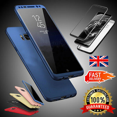 For Samsung Galaxy S8 Plus Case TPU Full Body Ultra Thin Soft Bumper Cover #xd