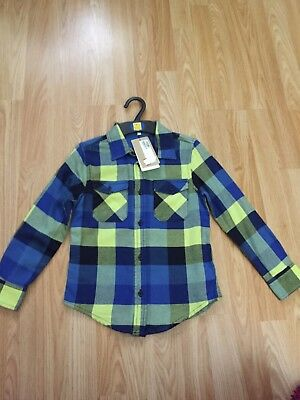 Boys M&S Shirt BNWT Age 7-8