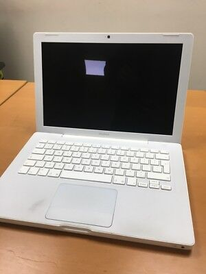 "Apple MacBook WHITE 13"" A1181 2GB RAM 320GB HDD 2.0GHz CORE 2 DUO No OS"