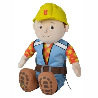 Bob the Builder - Plush Figure - Soft Toy Softwool Material 45 cm