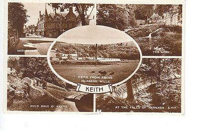 Keith, Banffshire multi view