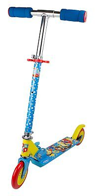 DC Comics Super Hero Girl 2 Wheel Scooter