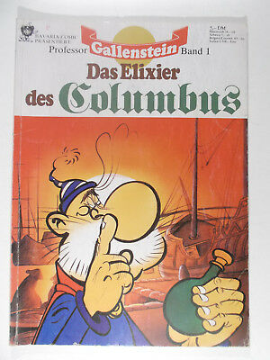 GALLENSTEIN # 1 ( Bavaria Comic 1.Auflage Softcover )