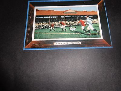 MANCHESTER UNITED v QUEENS PARK RANGERS Charity Shield 1908  A Photo 6x4 REPRINT