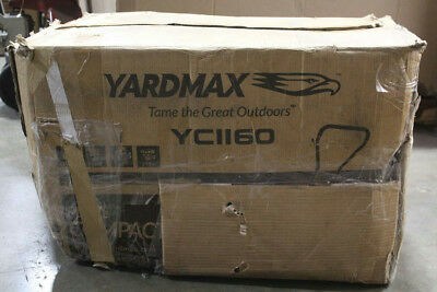 YardMax 2,500lb. Compaction Force Plate Compactor YC1160