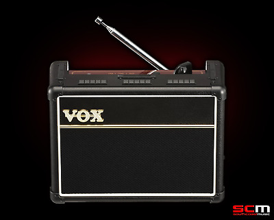 VOX 60th Anniversary Limited Edition AC30 RADIO The Ideal Musician's Gift!