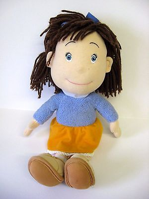FLORENCE MAGIC ROUNDABOUT TALKING SOFT TOY with 7 Phrases / Plush Doll
