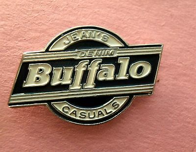Jeans Buffalo Jeans Casuals -  Advertising Pin