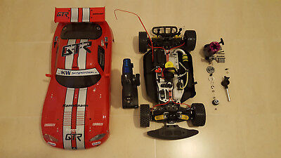 Bycmo Chrysler Viper GTS-R 1/7 Coleccionable Altaya