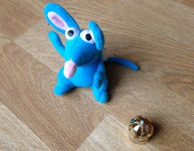 Bear In The big Blue House Small Blue Mouse Tutter