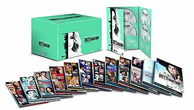 ❏ Grey's Anatomy Season 1-13 DVD Complete Latest New Series Box Set ❏ Genuine R2