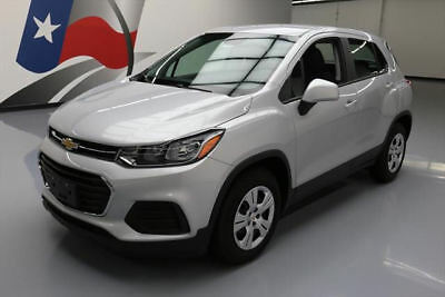 2017 Chevrolet Trax LS Sport Utility 4-Door 2017 CHEVY TRAX LS REAR CAM BLUETOOTH MYLINK 145 MILES #265369 Texas Direct Auto