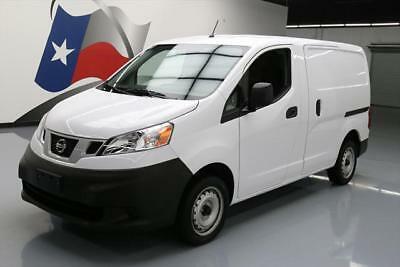 2017 Nissan NV  2017 NISSAN NV S CARGO VAN CRUISE CTRL CD AUDIO 2K MI #707026 Texas Direct Auto