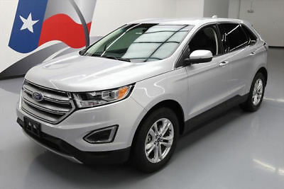 2015 Ford Edge SEL Sport Utility 4-Door 2015 FORD EDGE SEL AWD HTD LEATHER NAV REAR CAM 19K MI #C20239 Texas Direct Auto