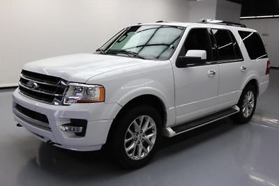 2017 Ford Expedition  2017 FORD EXPEDITION LTD ECOBOOST 4X4 NAV REAR CAM 17K #A59406 Texas Direct Auto