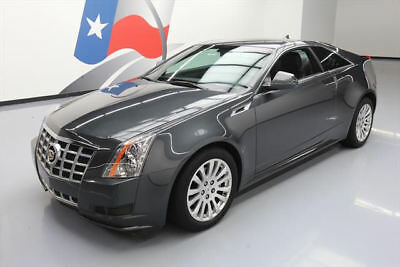 2014 Cadillac CTS Base Coupe 2-Door 2014 CADILLAC CTS 3.6 COUPE AUTOMATIC PHANTOM GRAY 25K #190940 Texas Direct Auto