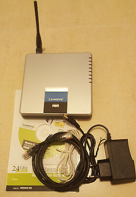 Router ADSL2+ Linksys WAG200G Wireless G