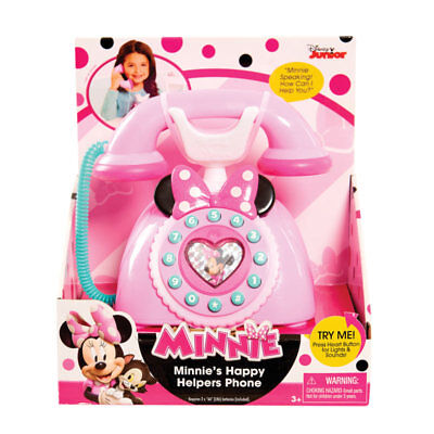 Disney Junior Minnie's Happy Helpers Phone