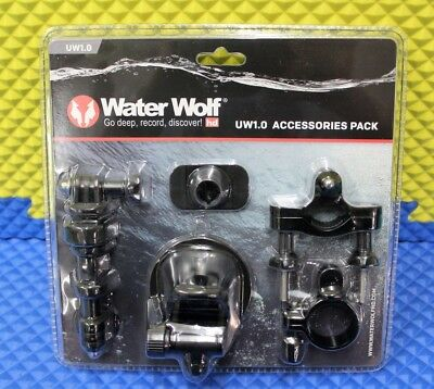 Water Wolf Underwater Camera Accessory Kit WW-CAM-ACC