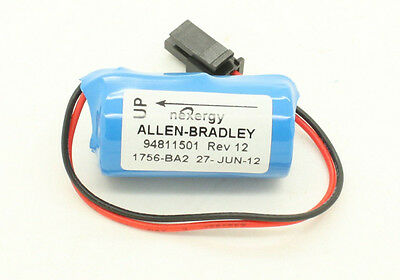 3.0V Replace BR2/3A-AB PLC Battery for Allen Bradley 1756-BA2 1747-BA 1770-XO