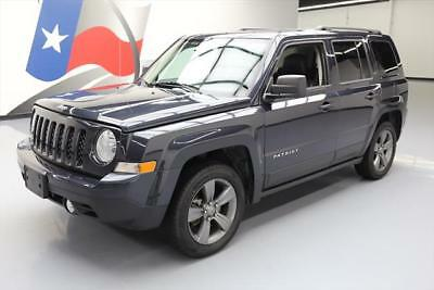 2014 Jeep Patriot  2014 JEEP PATRIOT HIGH ALTITUDE HTD LEATHER SUNROOF 35K #912221 Texas Direct