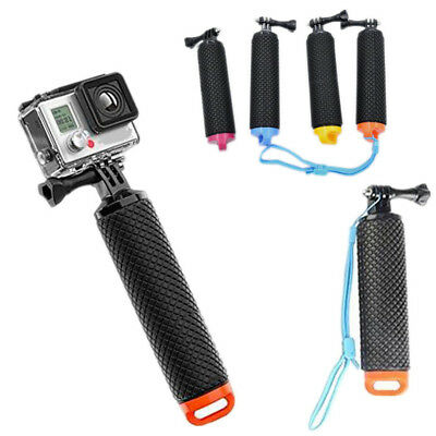 New Floating Hand Grip Handle Mount + Screw For Gopro Hero 4 Session 3+ 3 Camera