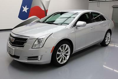 2017 Cadillac XTS Luxury Sedan 4-Door 2017 CADILLAC XTS LUX CLIMATE SEATS NAV REAR CAM 17K MI #113282 Texas Direct