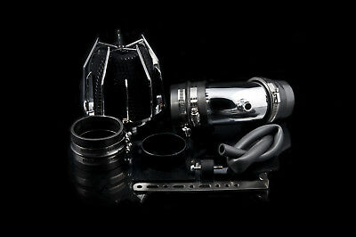 Cold Ram Kit II For 07 Caliber Sxt 2.0l Weapon-R Dragon Air Intake System