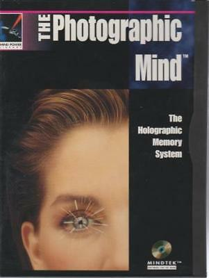 Photographic Mind: The Holographic Memory System Lessons 11 & 12 AUDIO BOOK CD