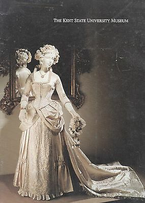 Kent State University Museum Catalogue fashions textiles costume bridal gowns