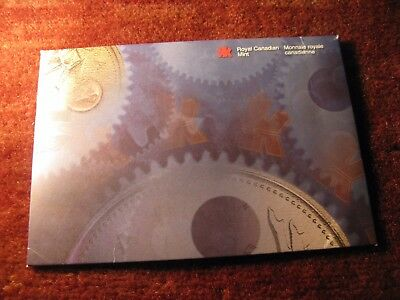 Canada 1999 P Plated Test Coin Set Very Rare Special Edition Proof Like Set
