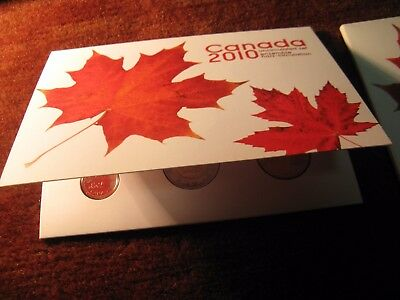 Canada 2010 Special Edition Very Rare With Magnetic Penny Proof Like Set