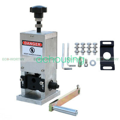New Cable Stripper Wire Stripping Machine Copper Recycle Φ1.5mm---Φ25mm