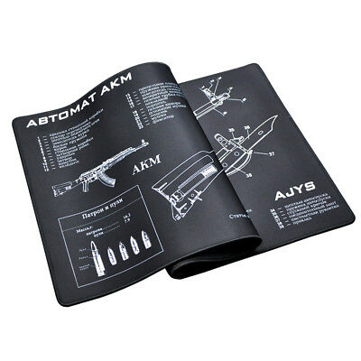 Gun Cleaning Mat Mouse pad for M82A1 Gunsmiths Full Schematic 90CM*40CM