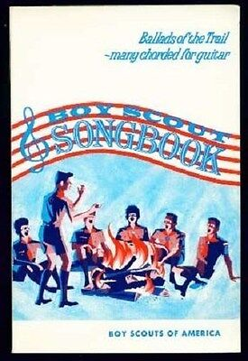 BSA Scout Songbook 3224 1981 of 1970