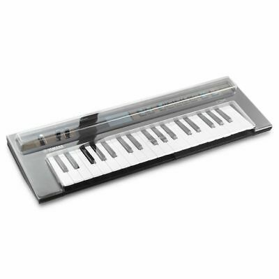 Decksaver LE Yamaha Reface CS DX CP YC Light Edition Cover (smoked/clear)