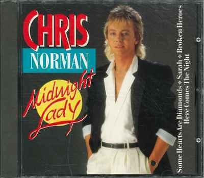 "CHRIS NORMAN ""Midnight Lady"" CD-Album"
