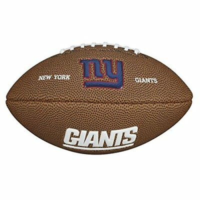 NFL Mini Football NEW YORK NY GIANTS von Wilson