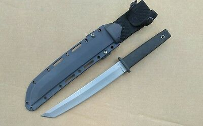 "Cold Steel Oyabun 14"" Stainless Steel Tanto Combat Knife"