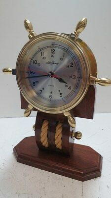 Seth Thomas Kingston Desk Clock Model 1066