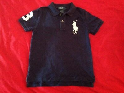 POLO by RALPH LAUREN Polo Shirt, Size Age 5 Years ***WOW***