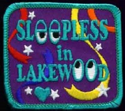 Sleepless in Lakewood Patch