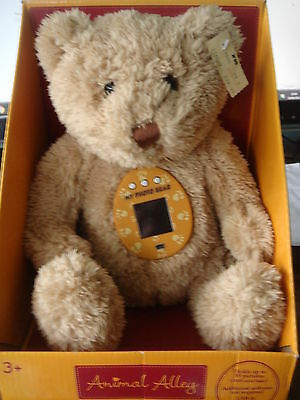 My Photo Bear=Holds Up To 59 Pictures=Additi Software Not Req Usb And Inst Inc