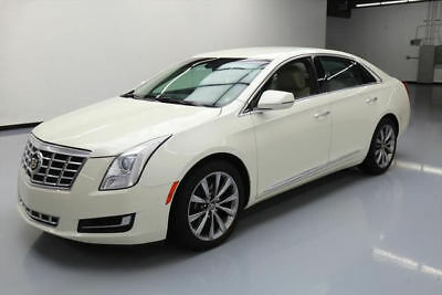 2015 Cadillac XTS Base Sedan 4-Door 2015 CADILLAC XTS 3.6L  LEATHER BLUETOOTH BOSE 19'S 23K #119066 Texas Direct