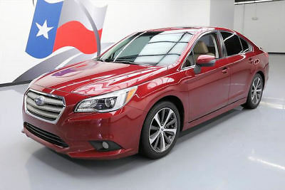 2015 Subaru Legacy  2015 SUBARU LEGACY 2.5I LIMITED AWD SUNROOF NAV 60K MI #049434 Texas Direct Auto