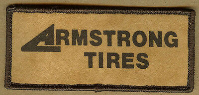 Original ARMSTRONG TIRES, Tire Patch