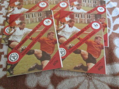 5  Carshalton  Athletic  1993-4  Listed