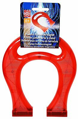 Edu-Toys Horseshoe Magnet with North and South Poles