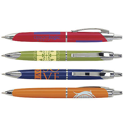 Custom Click Pens Personalized Imprint Promotional Customer Appreciation Handout