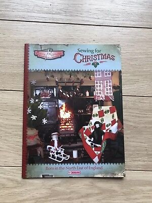 Sewing For Christmas Book Canny Keepsakes Florrie And Betty NEW